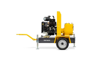 VARISCO JD 6-250 G10 FKL10 TRAILER дизельная грязевая мотопомпа Varisco Дизельные Мотопомпы