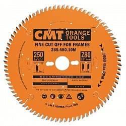 Серия 285.5 пилы для багета на заусовочный станок CMT Дисковые пилы Инструмент