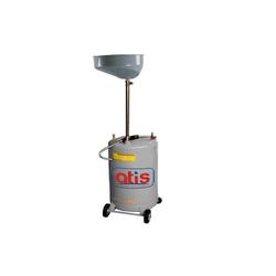 Atis HC 2181 Установка для слива отработанного масла со сливной воронкой, 80л. Atis Слив и замена масла Замена жидкостей