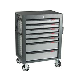 JTC S1074 Инструментальная тележка 7 секций JTC Мебель металлическая Сервисное оборудование