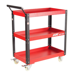 JTC S1053 Инструментальная тележка 3 полки JTC Мебель металлическая Сервисное оборудование