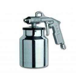 GAV 164A (байонет) Пистолет для вязких составов (антикор) GAV Смазка и вязкие жидкости Пневматический
