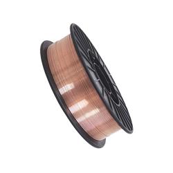СВ-08Г2С-О (ER-70S-6) Ø 1,0мм, 15кг Проволока сварочная омедненная Сварог Проволока и электроды Полуавтоматическая