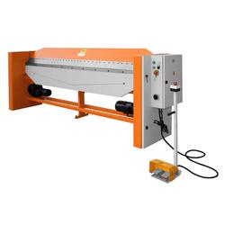 Станок листогибочный сегментный электромеханический Stalex EFMS 2020 Stalex Электромеханические Листогибочные прессы