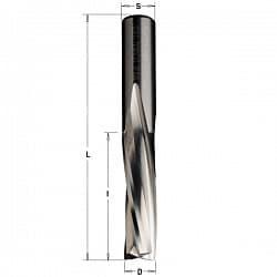 Серия 194 Z3 спиральные фрезы нижний рез CMT Спиральные Фрезы по дереву