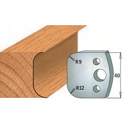 Комплекты ножей и ограничителей серии 690/691 #050 CMT Ножи и ограничители для фрез 40 мм Ножи