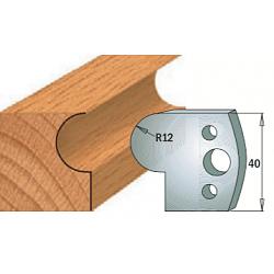 Комплекты ножей и ограничителей серии 690/691 #058 CMT Ножи и ограничители для фрез 40 мм Ножи