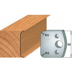 Комплекты ножей и ограничителей серии 690/691 #069 CMT Ножи и ограничители для фрез 40 мм Ножи