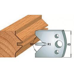 Комплекты ножей и ограничителей серии 690/691 #071 CMT Ножи и ограничители для фрез 40 мм Ножи
