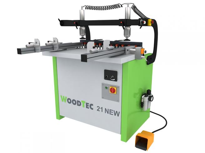 WoodTec 21 NEW станок сверлильно-присадочный Woodtec Станки Сверлильно-присадочные