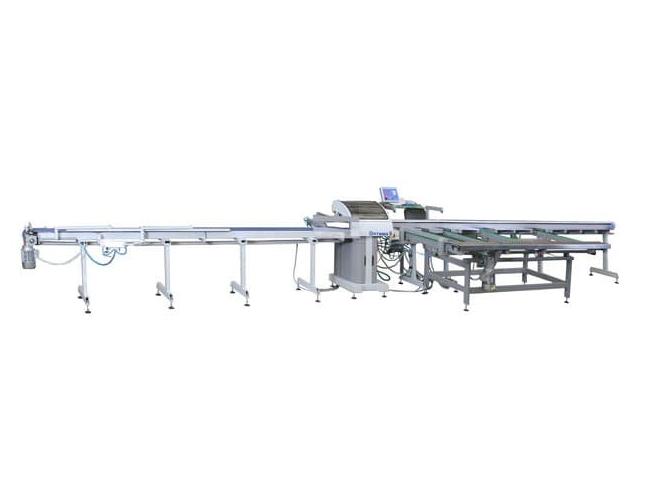 Линия автоматической оптимизации ОПТИМА 8М Бакаут Сращивание по длине Столярные станки