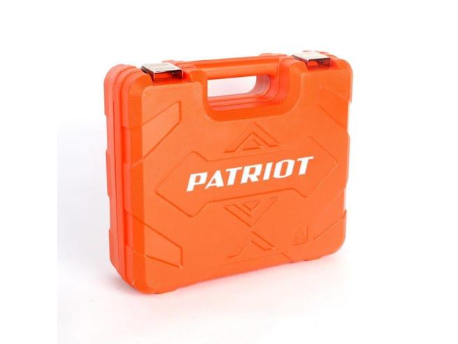Patriot The One BR 141Li Дрель-шуруповерт аккумуляторная Patriot Дрели аккумуляторные Электрический