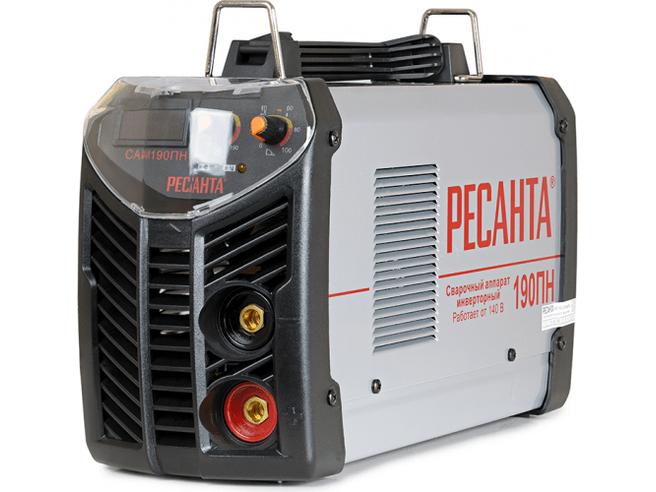 Ресанта САИ 190ПН Сварочный аппарат Ресанта Инверторы Дуговая сварка